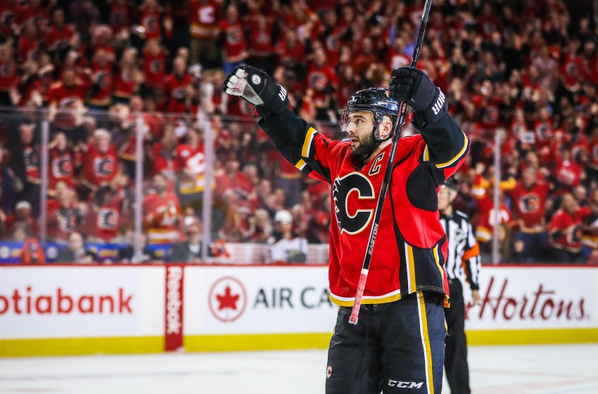 What Should The Flames Do With Mark Giordano